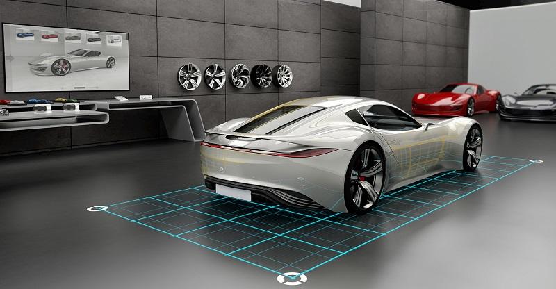 Automotive design engineer