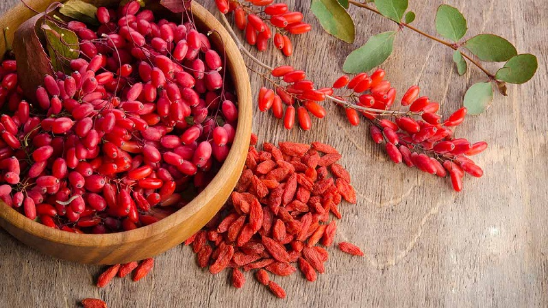 How to eat goji berries