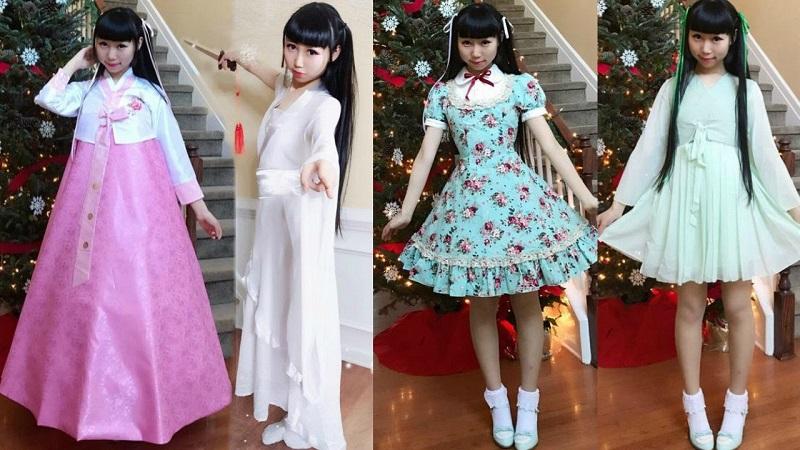 dress style names