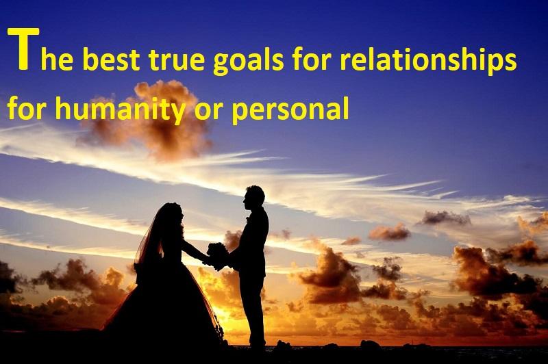 goals for relationships