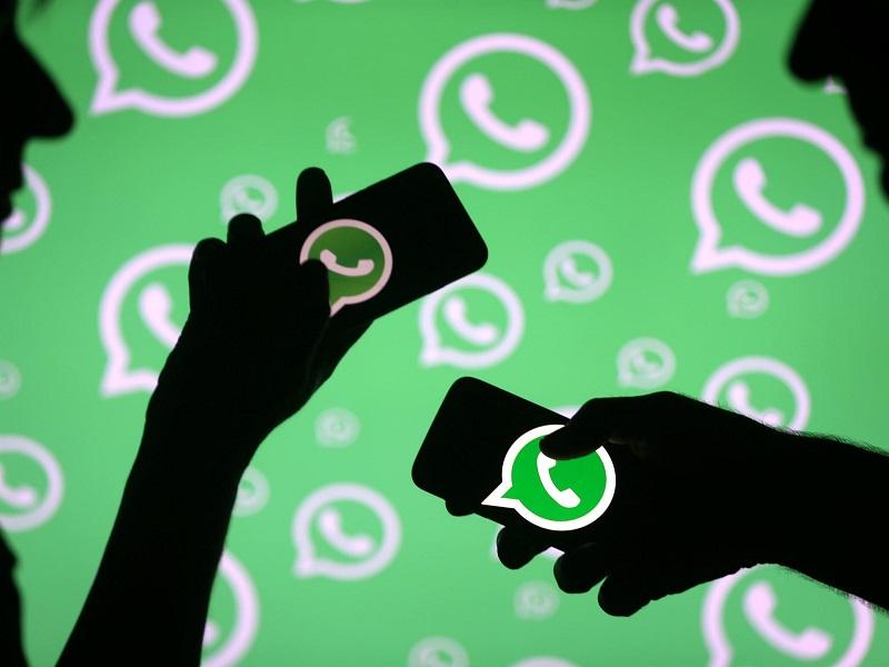 in WhatsApp