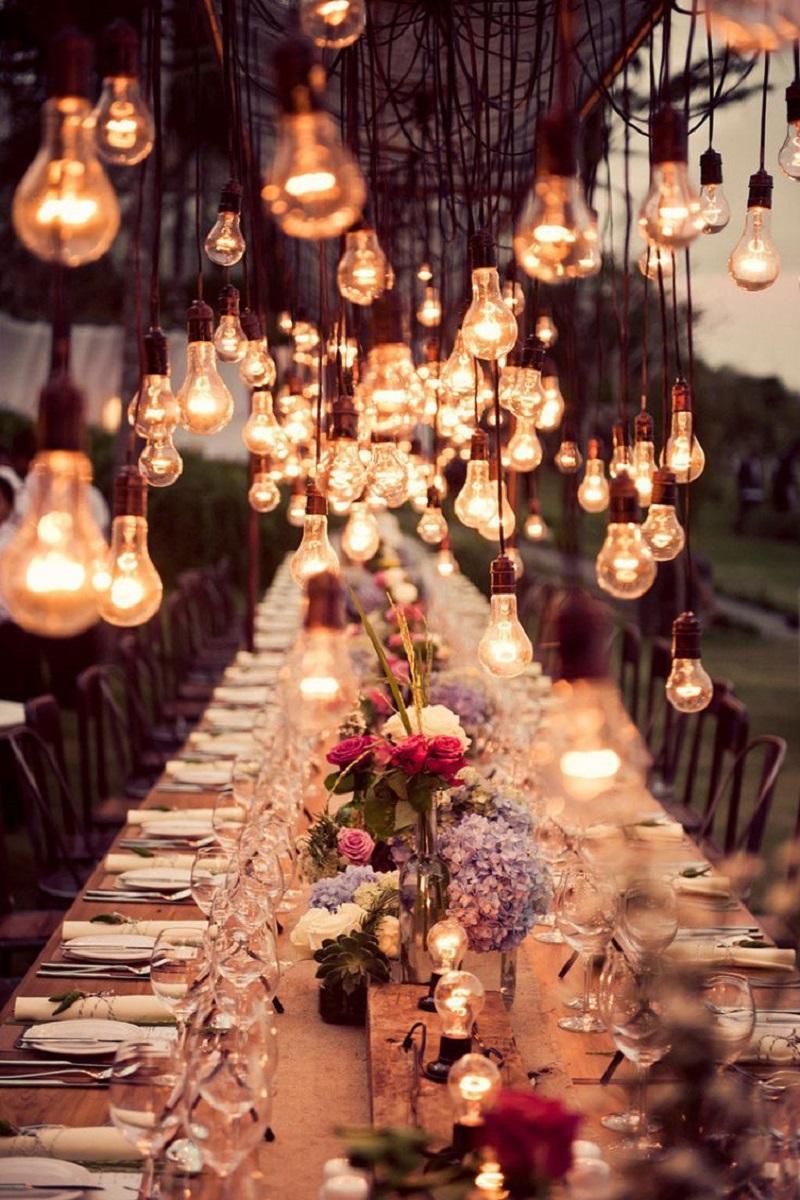Creative Wedding Idea