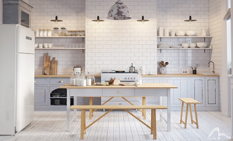 How To Create Simple Kitchen Design For Small House