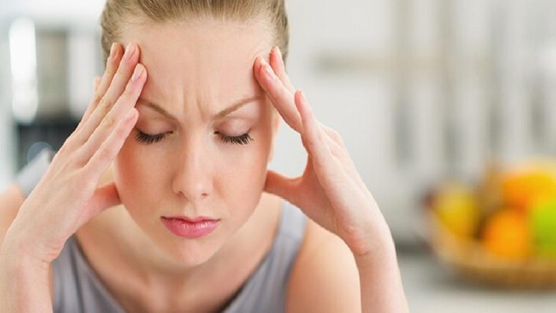 a migraine
